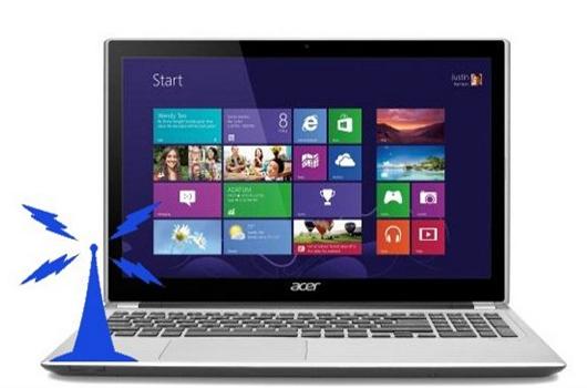 Как настроить wifi точку доступа на ноутбуке windows 8